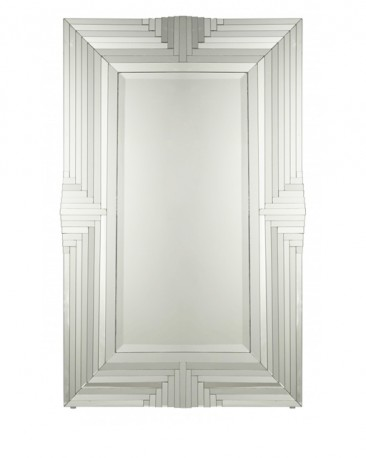 Miroir Manhattan Style Art Déco H122cm