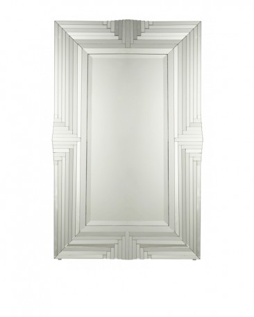 Grand Art Deco Mirror Manhattan H180cm