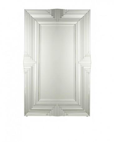 Grand Miroir Manhattan Art-Déco H180 cm