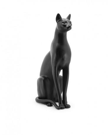 Statue Grand Danois Céramique - H 90 cm