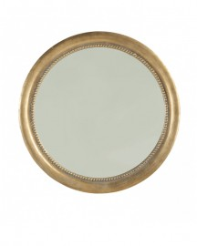 Large Round Mirror Louis Philippe Style ø113cm
