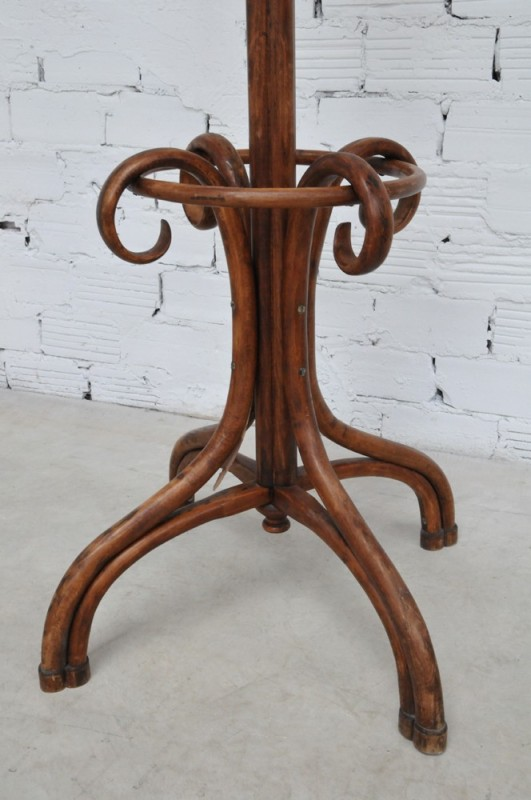 porte manteau thonet porte manteau 1900 vintage retro. Black Bedroom Furniture Sets. Home Design Ideas