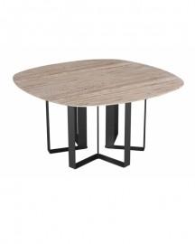 Dolmen Pedestal-Dining Table, Made To Order