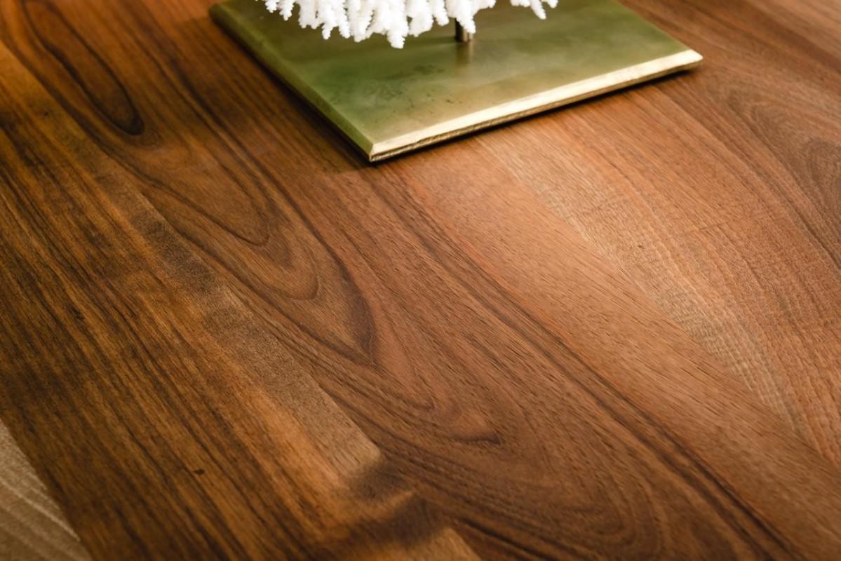 Very Beautiful Dining Table Art Deco Style 50 60 Walnut