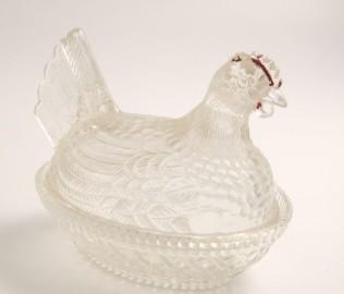 Beurrier poule