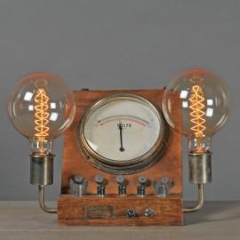 Vintage Lamp E. Walter