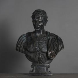 Buste de César, Statue Rome Antique