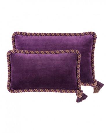 Set of 3 Pillows Celadon Blue Cristobal