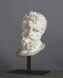 Buste de penseur H35 cm