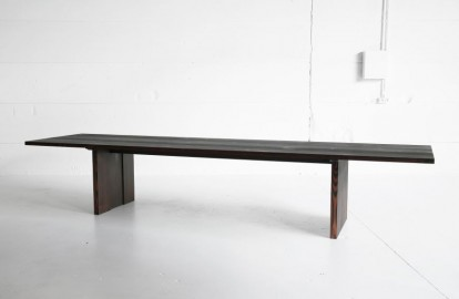 Oregon Solid Wood Dining Table, On Order
