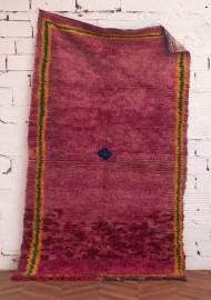 Tapis Marocain artisanal - VENDU