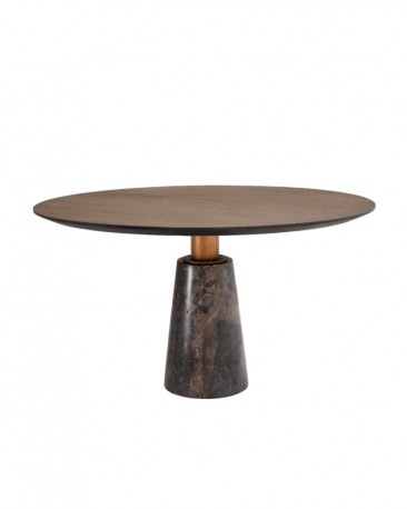 Round Marble Dining Table Serena