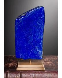 Lapis-lazuli on brass base (3kg)