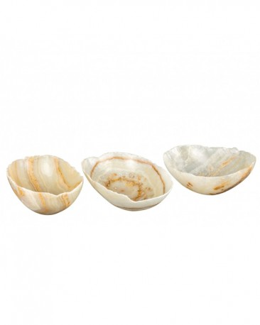 Onyx Bowl Superthin, Set of 3