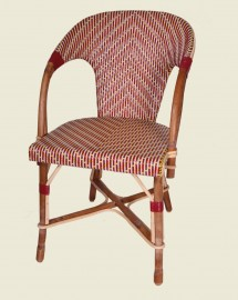 Gabrielle Caned Rattan Armchair - On Order
