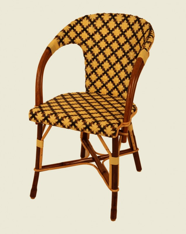 The Gabrielle Armchair, beautiful handmade rattan armchair ...