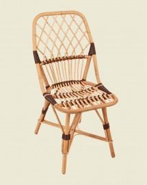 Chaise en Rotin Carlton