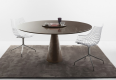 Table Ronde Marbre Carrare Sur Mesure