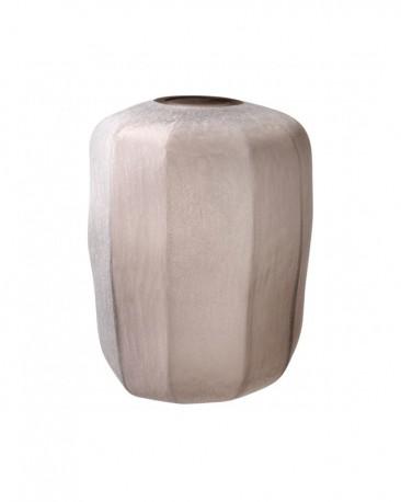 Hand Blown Glass Vase Silk,  H42cm