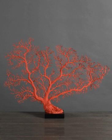 Gorgon in Red Vermillo Resin - Repro
