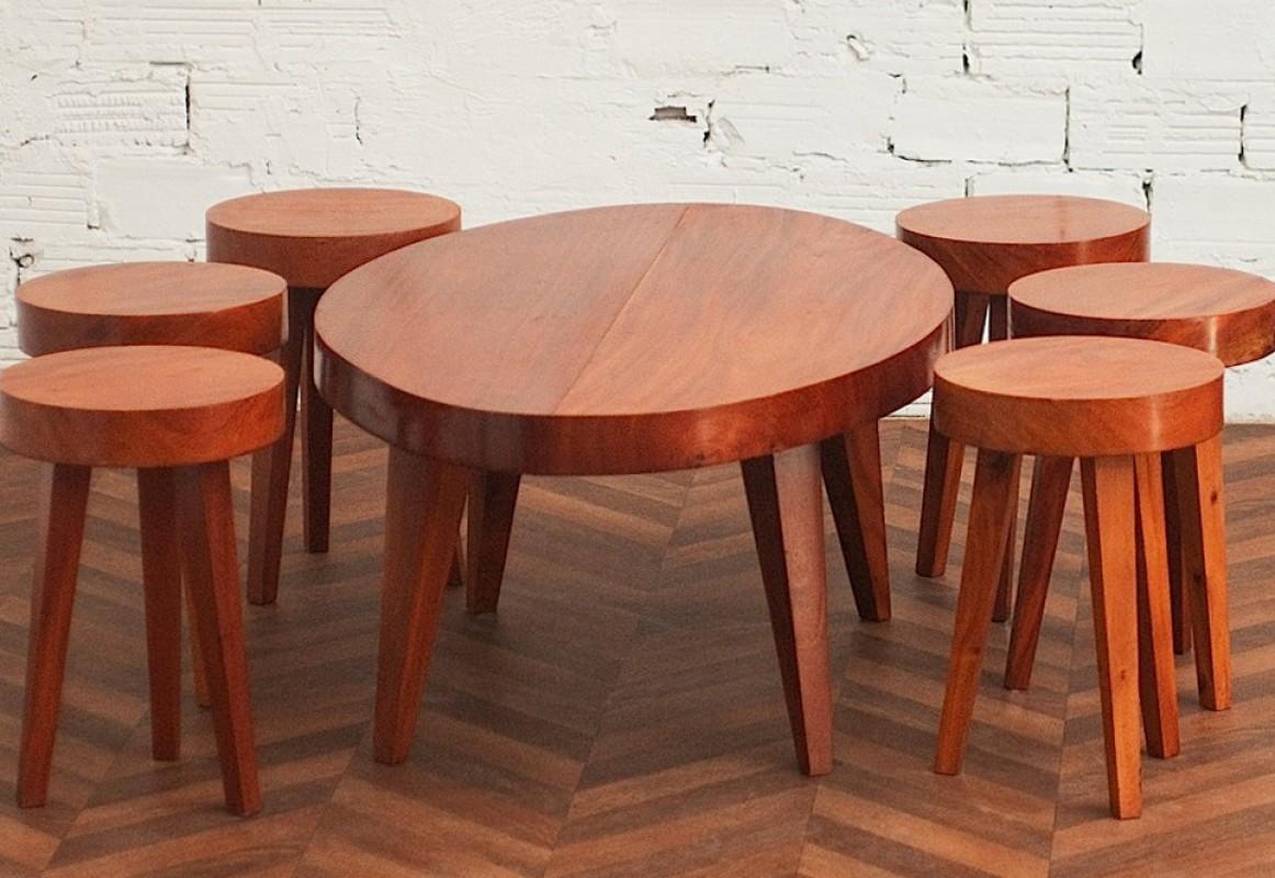 vintage 70s furniture. 70\u0027s Coffee Table And Stools. Vintage 70s Furniture .