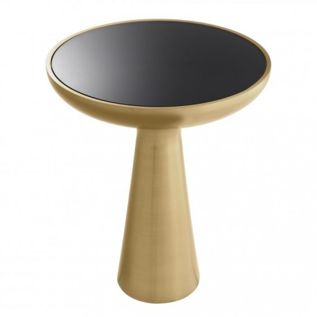Side Table Low Organic ø50 x H60cm