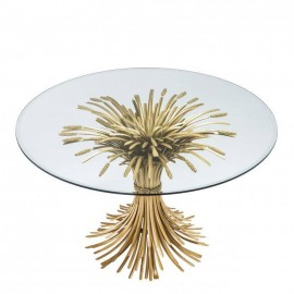 Round Dining Table des Champs