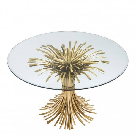Round Table des Champs Iran and Beleved Glass