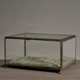 Boîte à bijoux Rectangulaire Style Napoléon III