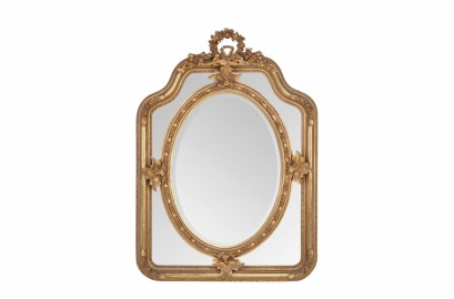 """Miroir baroque """"Napoli"""""""