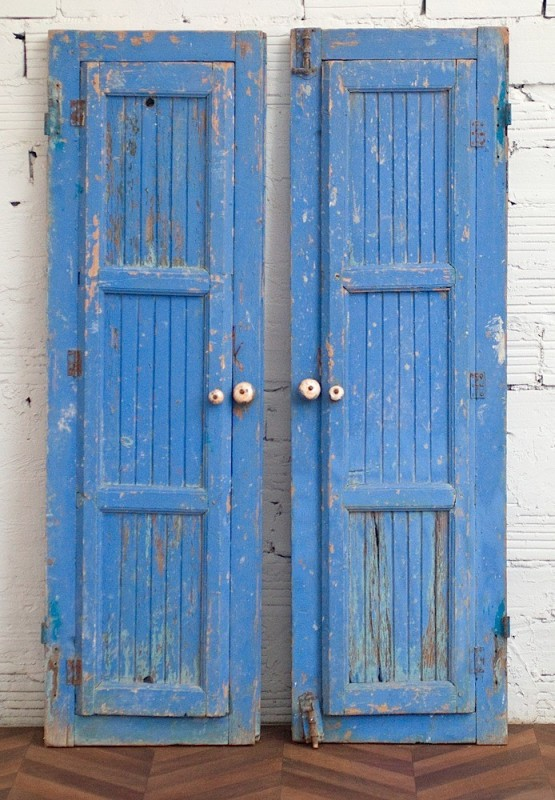 Portes anciennes d coratives anciennes bois volets anciens indoor outdo - Portes interieures anciennes ...
