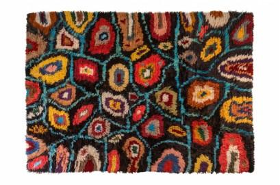 Hand Made Tulu Carpet - 285x180cm