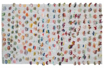 Hand Made Tulu Carpet - 190x280cm