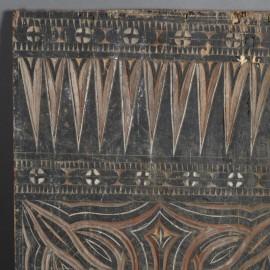 Panneau Mural Toraja - Vertical