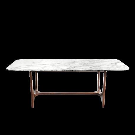Table en Marbre Silvana Sur Commande