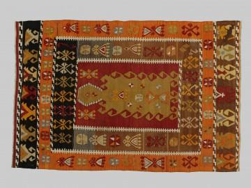 Tapis Kilim Ancien Sivas 162x109cm