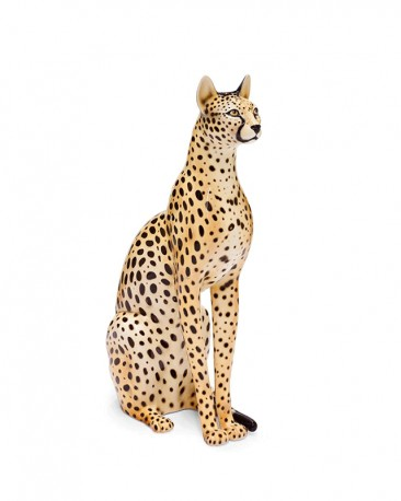 Egyptian Cat Statue H93cm