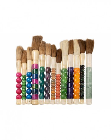 Calligraphy brushes, China - SOLD