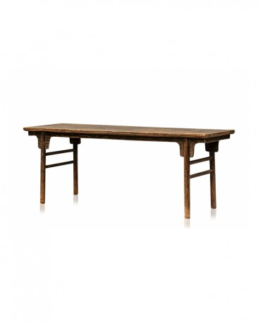 Antique Chinese Calligraphy Table 214cm