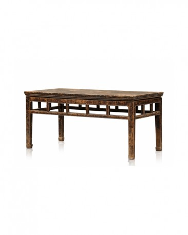 Antique Chinese Calligraphy Table 215cm