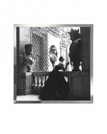 Dorian Leigh in Rome 1952 Photograph 106.5 cm
