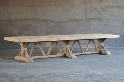 """Aix-en-Provence"" Farm Dining Table - 430cm"