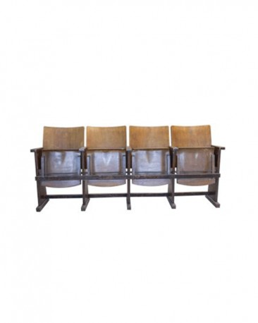 Theatre armchair