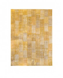 Tapis Patchwork Jaune 650 x 480cm