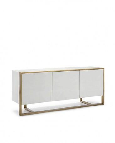 White Dresser Lena 178cm