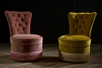 1950's armchairs
