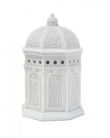 Boîte de Style Reliquaire - Résine - H 31 cm
