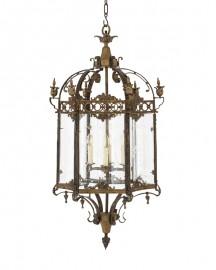 Large Lantern Figaro Louis XV Style
