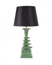 Turtle Tower Lamp