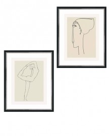 Prints by Picasso Set of 2